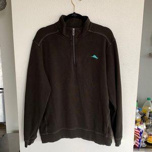 Tommy Bahama Quarter Zip / Half Zip Pullover